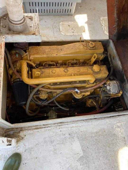 35' Bruno Stillman Lobster Boat 1997 - John Deere 225 HP For Sale