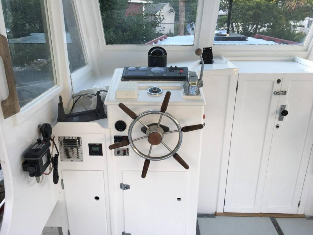 32' Jarvis Newman 1980 - Yanmar 315 HP For Sale
