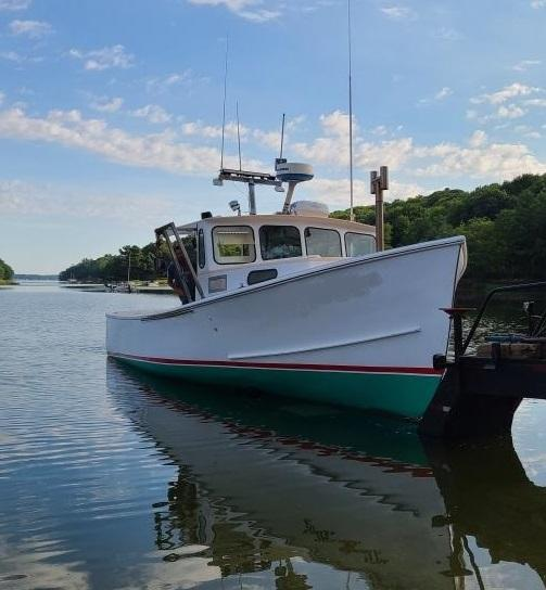 37' Repco Lobster Boat 1979 - For Sale