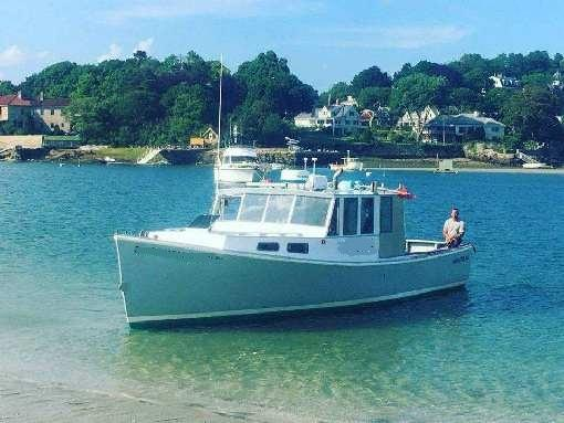 37' Repco Lobster Boat 1979 - Cat 210 HP For Sale