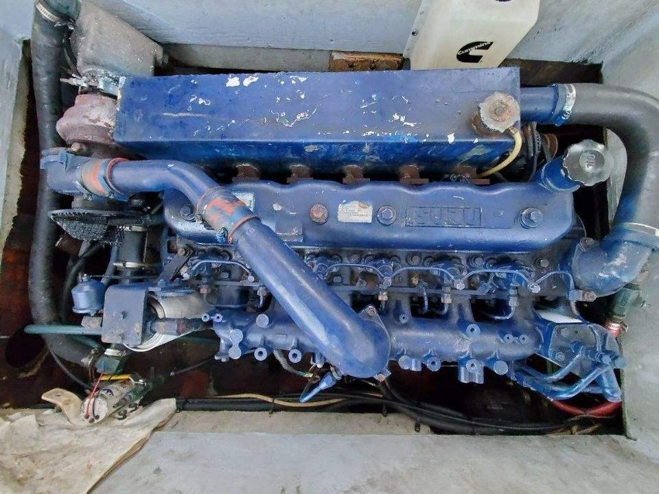 30' Sizu 1978 Lobster Boat - Isuzu 235 HP For Sale