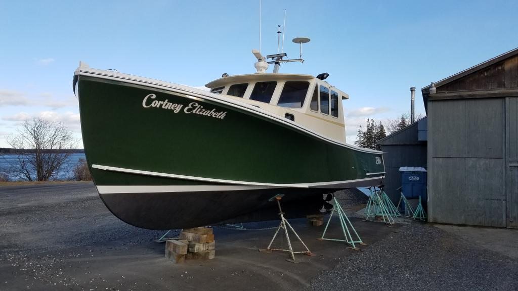 38 Wesmac Lobster Tuna Boat For Sale
