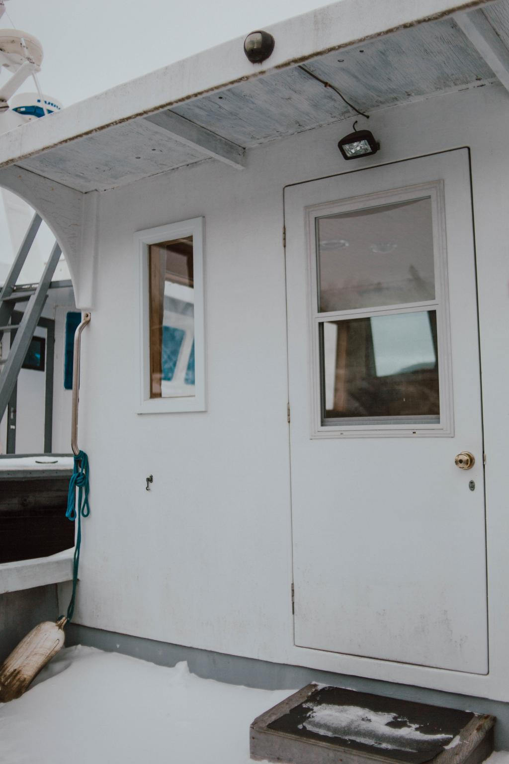 35 Atkinson Lobster Boat 2005 - John Deere 130 HP For Sale