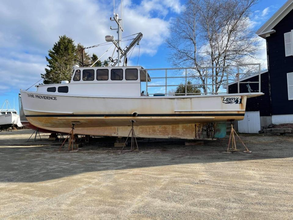 41' Libby Lobster Boat 2003 - Cummins 455 HP For Sale