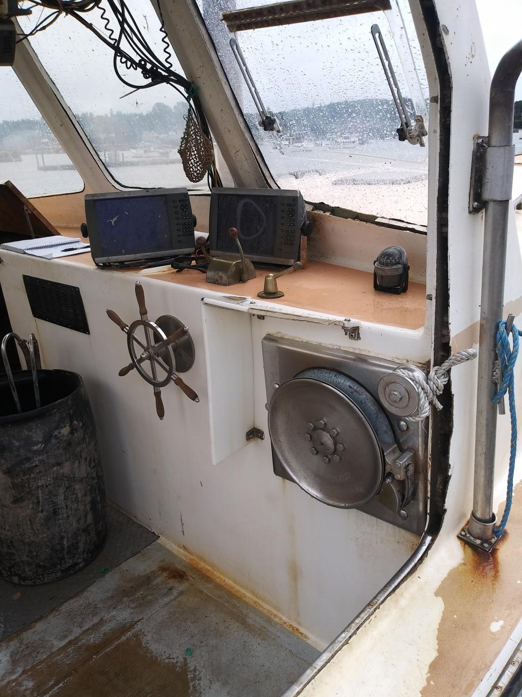 37' Repco Lobster Boat 1980 - Cummins 430 HP For Sale