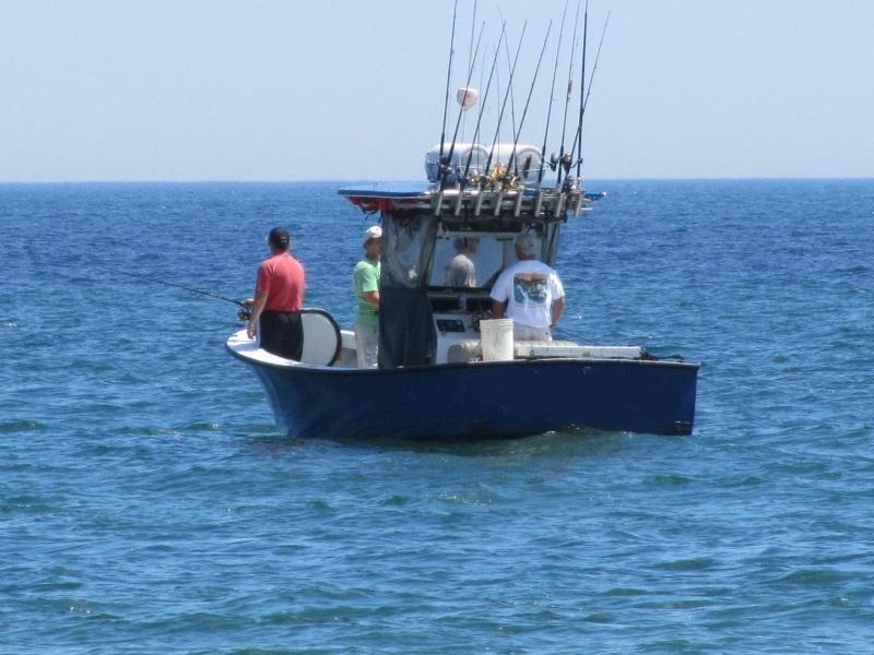 22' Webbers Cove Custom Sportfish 1998 - GM 350 / 300 HP For Sale