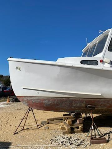 34' Duffy Lobster Boat 1980 - Perkins 200 HP For Sale
