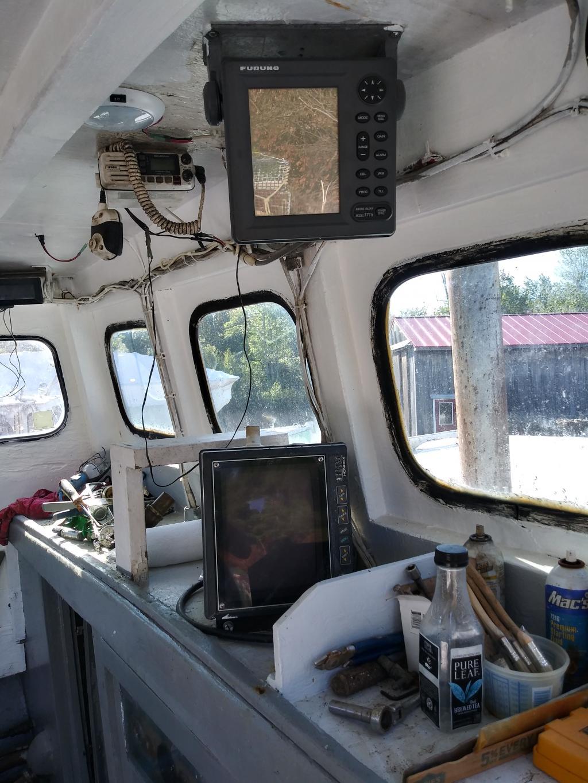 35' Novi Lobster Boat 1985 - Detroit 4-71 For Sale