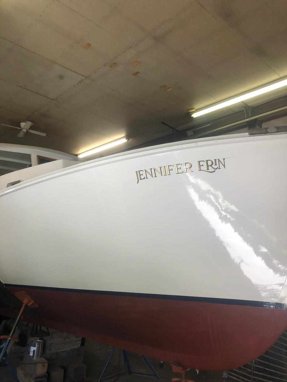 35' Vinnie Cavanaugh Lobster Boat 1971 - John Deere 220 HP For Sale