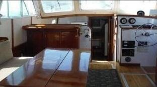 38' Duffy High Sheer Lobster Yacht 1999 - Yanmar 315 HP For Sale