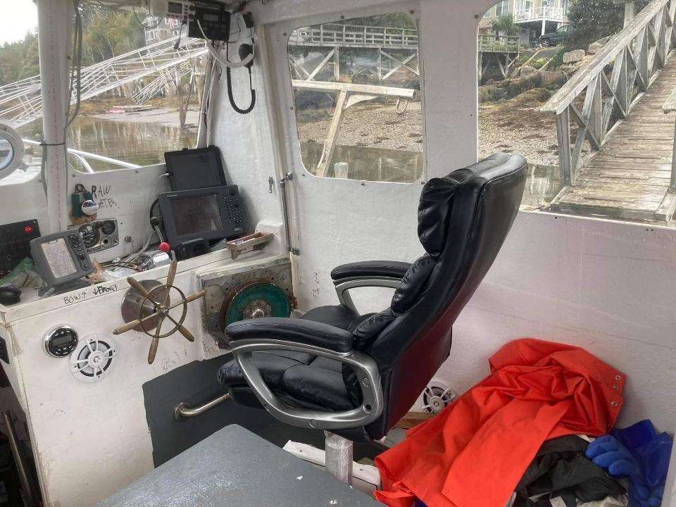 24' Eastporter Lobster Tuna Boat 1986 - GM 350 HP Gas For Sale