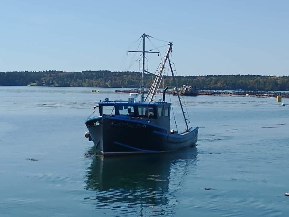 34' Greenwood Novi Lobster Boat 1984 - John Deere 300 HP For Sale