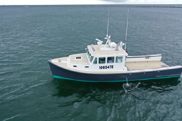 Lobster Boats For Sale - Buy Sell or Lobster Boats - Lobster Boat Sales